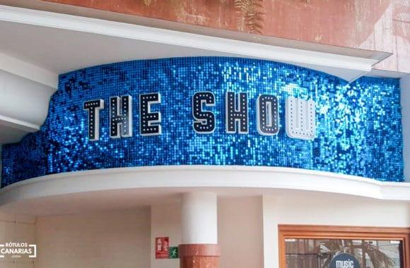 Carte de Lentejuelas - The Show