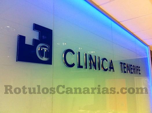 Luminosos Clinica Tenerife