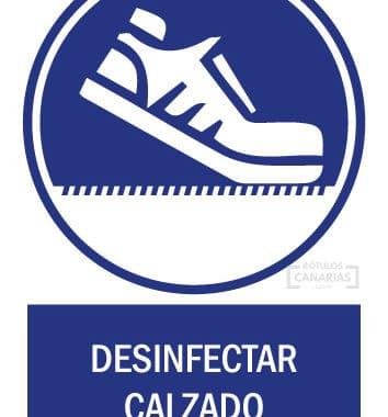 Desinfectar Calzado