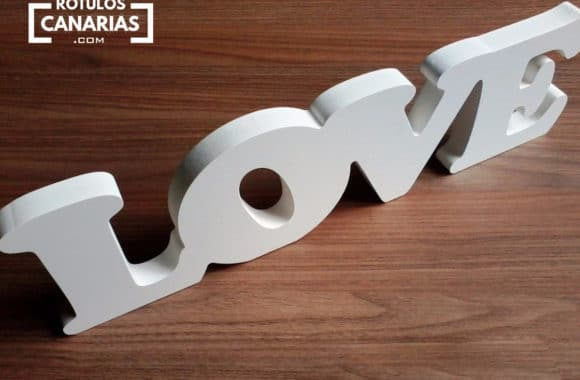 Letras Corpóreas en Tenerife - PVC (5)
