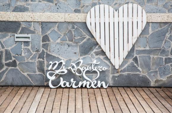 Letras de Corcho en Canarias