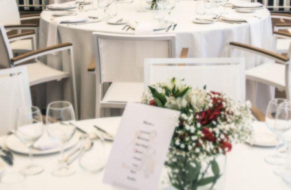 Letras de boda Tenerife