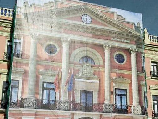 Lonas Microperforadas para fachadas