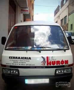 Rotulación Vehículos Tenerife
