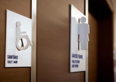 Señalética para baños en Tenerife (14)
