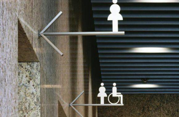 Señalética para baños en Tenerife (2)