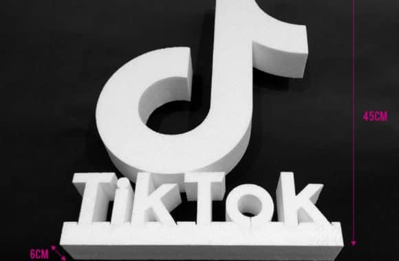 Tik Tok - Corcho Blanco