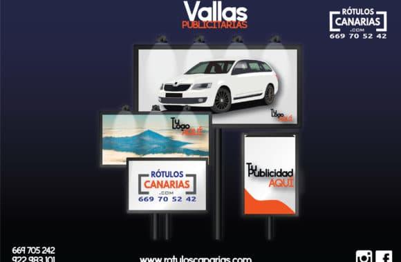 Vallas Publicitarias Canarias