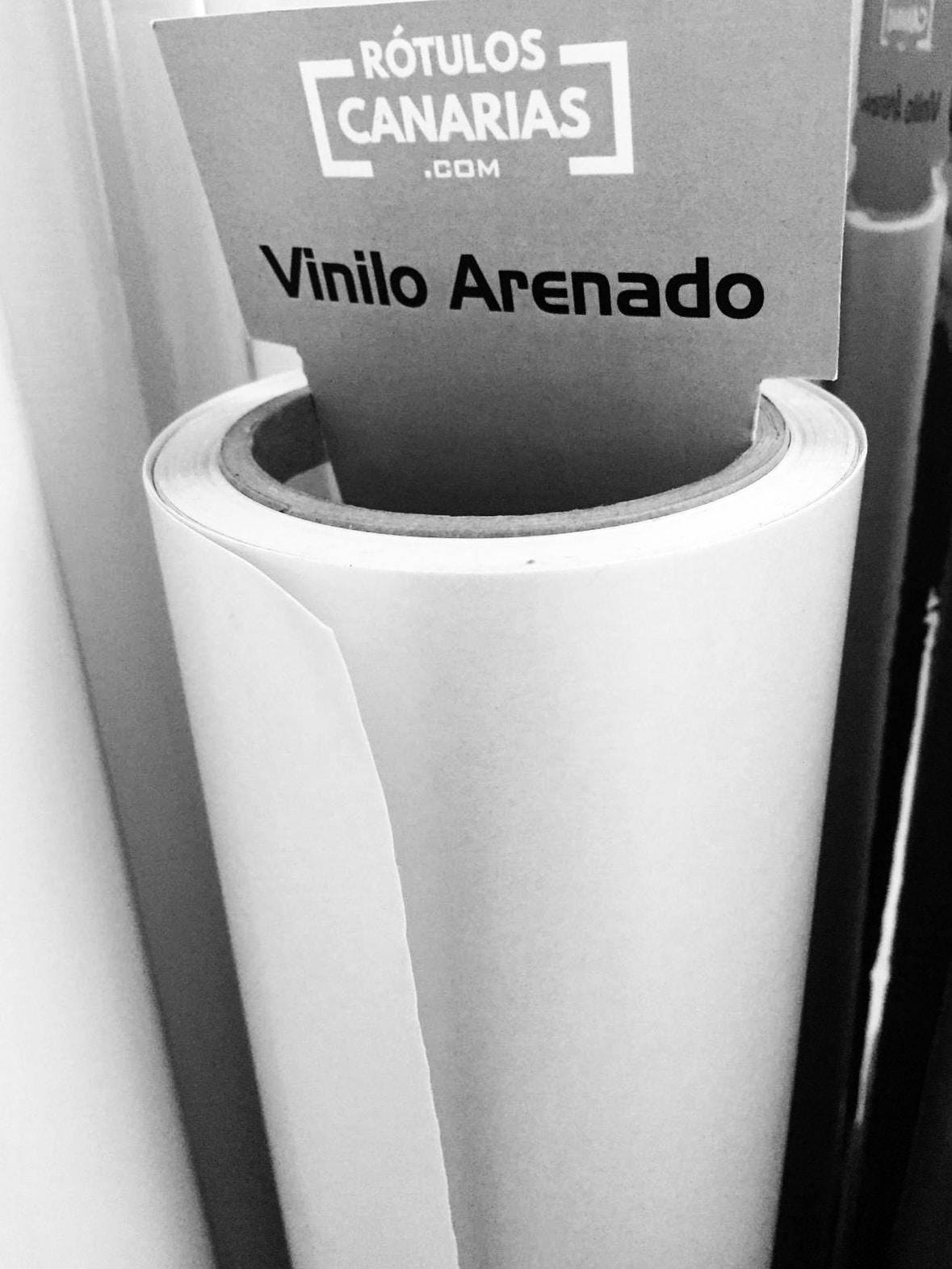 Vinilo Arenado