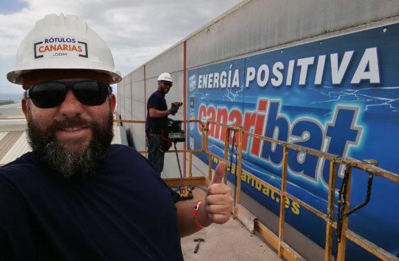 Cartel Publicitario - Canaribat