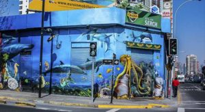 rotulacion graffiti