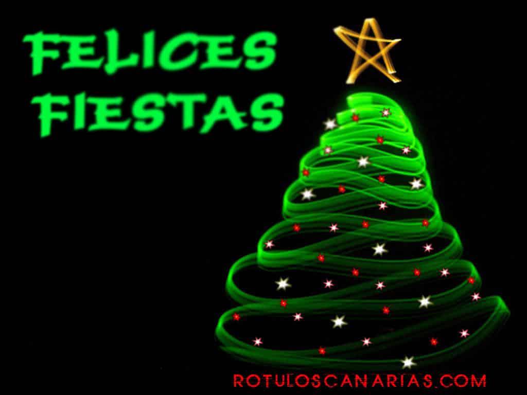 Feliz Navidad Rotulos.Rotuloscanarias Com Te Desea Feliz Navidad Rotulos Canarias