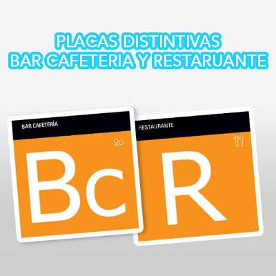 Placa Bar Cafetería y Restaurante