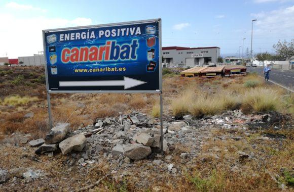 Valla Publicitaria - Canaribat